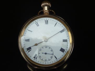 WALTHAM G.P. POCKET WATCH
