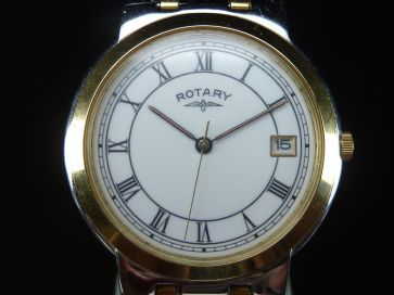 ROTARY TOLEDO LADIES WATCH