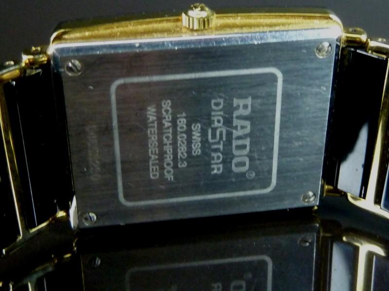 Watt S Antiques Rado Diastar Jubile Diamond 160 0282 3