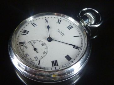 BUREN GRAND PRIX POCKET WATCH