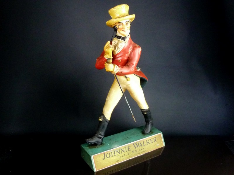 Watt S Antiques Johnnie Walker Striding Man