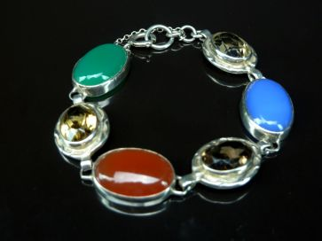 SCOTTISH SILVER BRACELET
