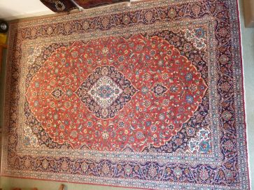 KASHAN CARPET  4.2 x 3.05
