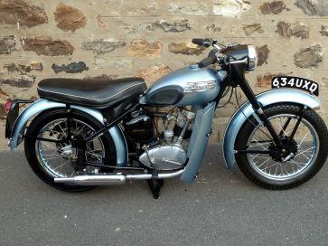 TRIUMPH TIGER CUB MOTORCYCLE
