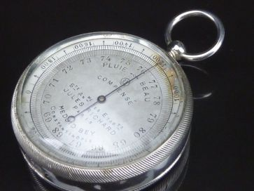 JULES RICHARD POCKET BAROMETER