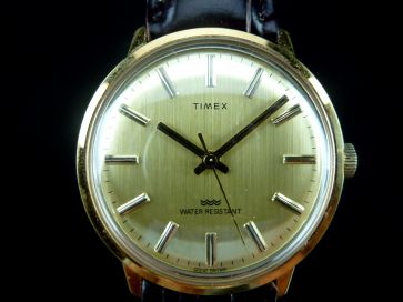TIMEX WATER RESISTANT WATCH