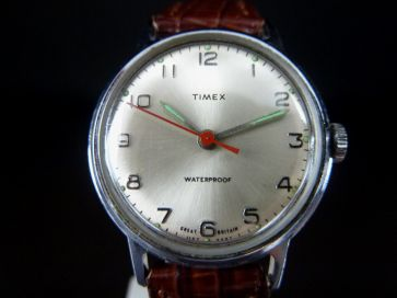 TIMEX WATERPROOF VINTAGE WATCH