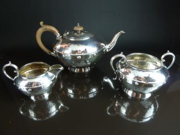 ARTS & CRAFTS  E.P.B.M. TEA SET