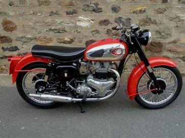 BSA SUPER ROCKET MOTORCYCLE