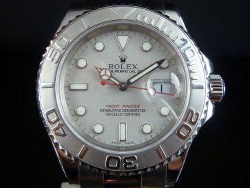 ROLEX YACHT-MASTER 40mm ST.& PLATINUM