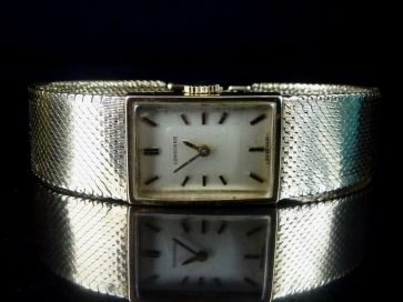 LONGINES 9CT LADIES WATCH