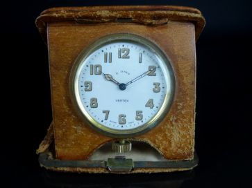 VERTEX 8 DAY TRAVEL CLOCK