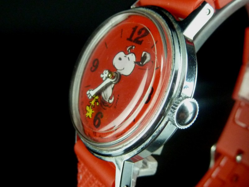 Dancing Snoopy for Huawei Watch - FaceRepo