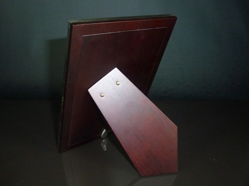 Watt S Antiques Solid Silver Photo Frame 168mm X 118mm