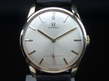 OMEGA GENTS 9ct GOLD - 1966