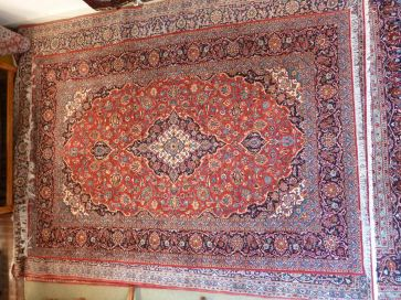 KASHAN CARPET  3.50 x 2.30mtr