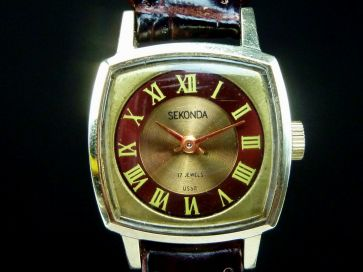 SEKONDA USSR VINTAGE LADIES WATCH