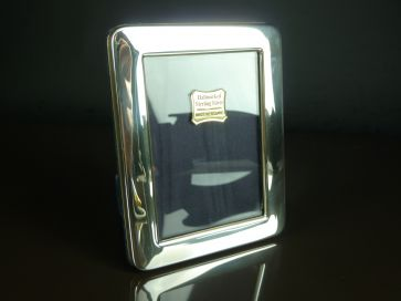 SILVER PHOTO FRAME 108mm x 85mm