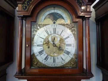 THOMAS CLARE GRANDFATHER CLOCK