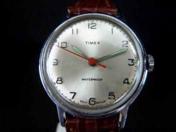 TIMEX WATERPROOF VINTAGE WATCH