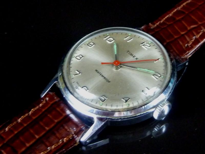 Watt S Antiques Timex Waterproof Vintage Watch