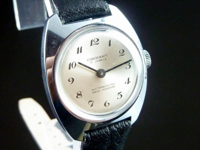 Watt S Antiques Corocraft Ladies Watch