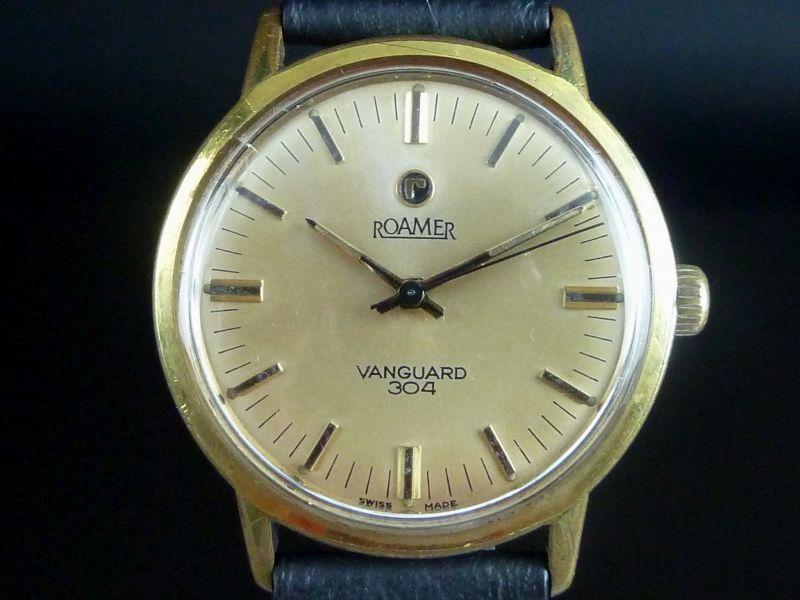 Watt S Antiques Roamer Vanguard 304 Watch