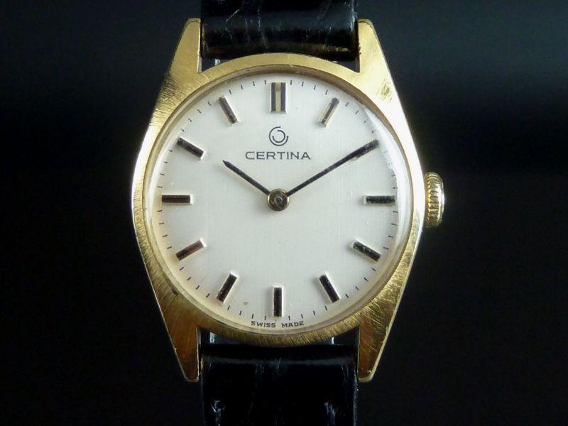 Watt S Antiques Certina Ladies Watch